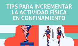 Tips para incrementar la actividad física en confinamiento | Uniandes