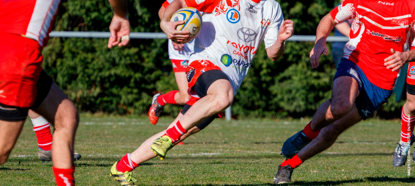 RUGBY | Uniandes