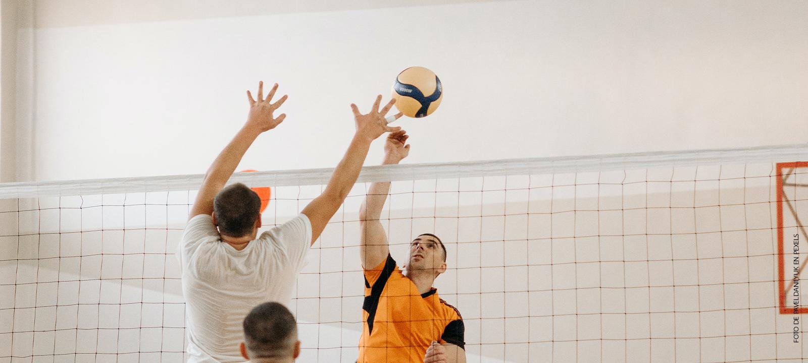 voleibol masculino   Uniandes