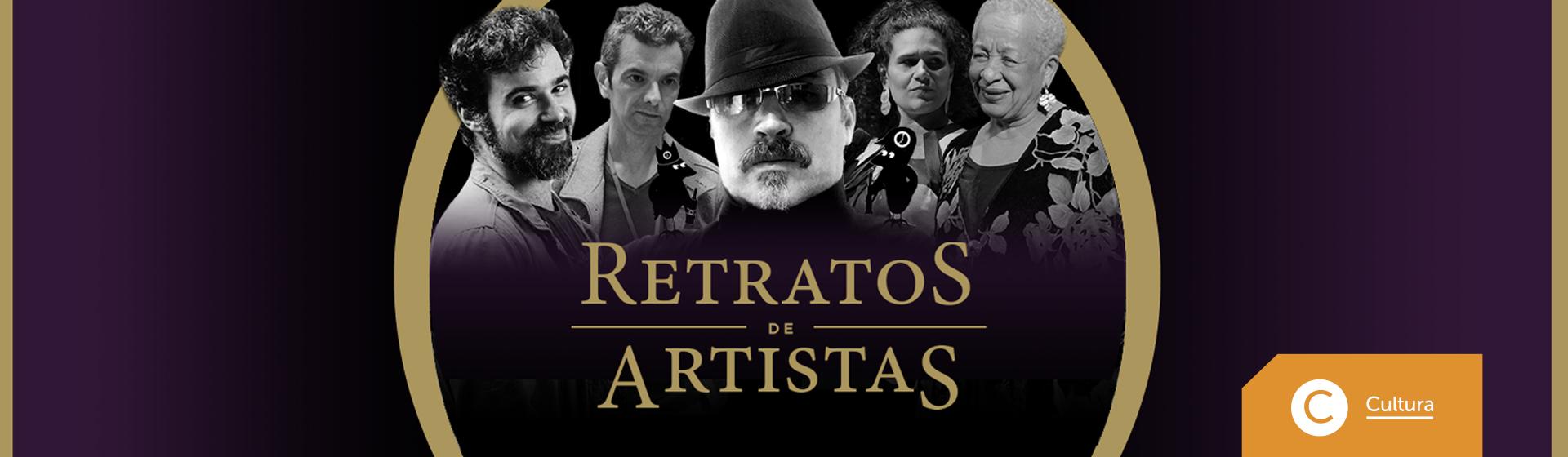 Retratos de Artistas | Uniandes