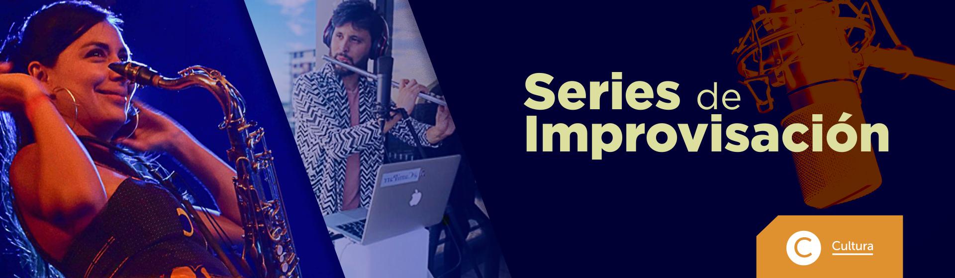 series de improvisación | Uniandes
