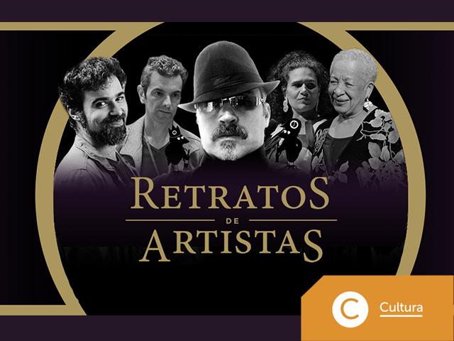 Retratos de Artistas | Uniandesq