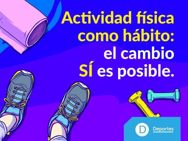 actividad fisica | Uniandes