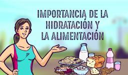 Importancia de la hidratación y la alimentación | Uniandes